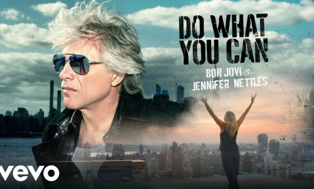 Bon Jovi - Do What You Can Lyrics