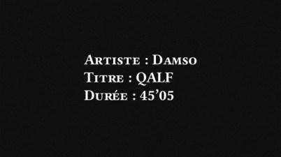 Damso - DEUX TOILES DE MER Lyrics