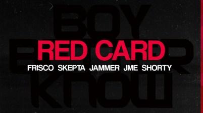 Frisco - Red Card Lyrics