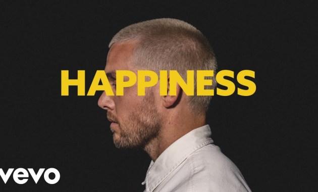 John K - Happiness Lyrics