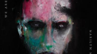 Marilyn Manson - PAINT YOU WITH MY LOVE Lyrics