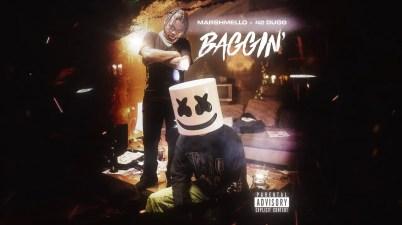 Marshmello x 42 Dugg - Baggin' Lyrics