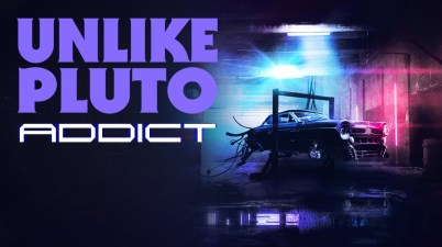 Unlike Pluto - Addict Lyrics