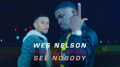 Wes Nelson - See Nobody Lyrics