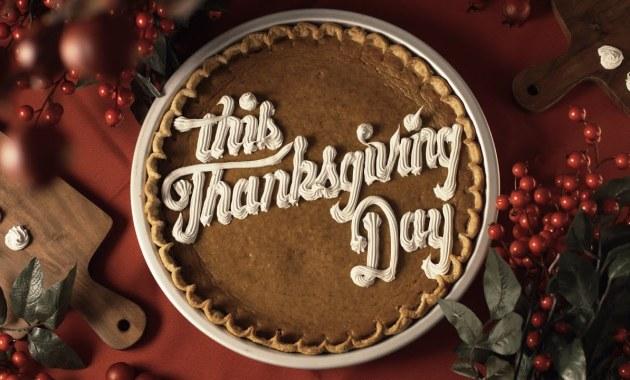 Ben Rector - The Thanksgiving Song Lyrics