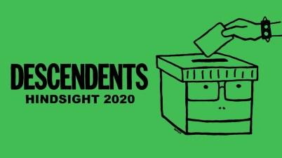 Descendents - Hindsight 2020 Lyrics