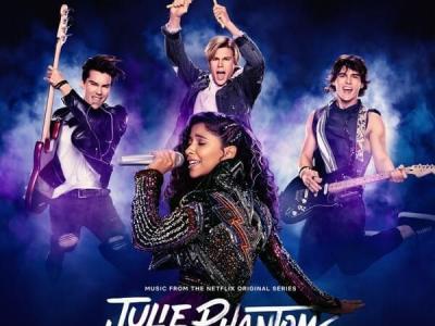 Julie and the Phantoms Cast - Edge of Great Lyrics