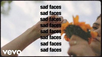 Sam DeRosa - Sad Faces Lyrics