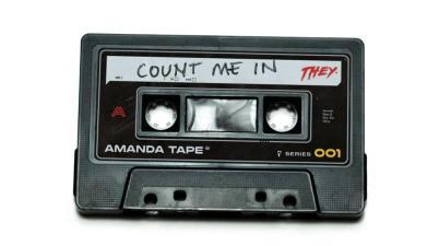 THEY. - Conclude Lyrics