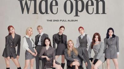 TWICE - Eyes Wide Open (Album 2020)
