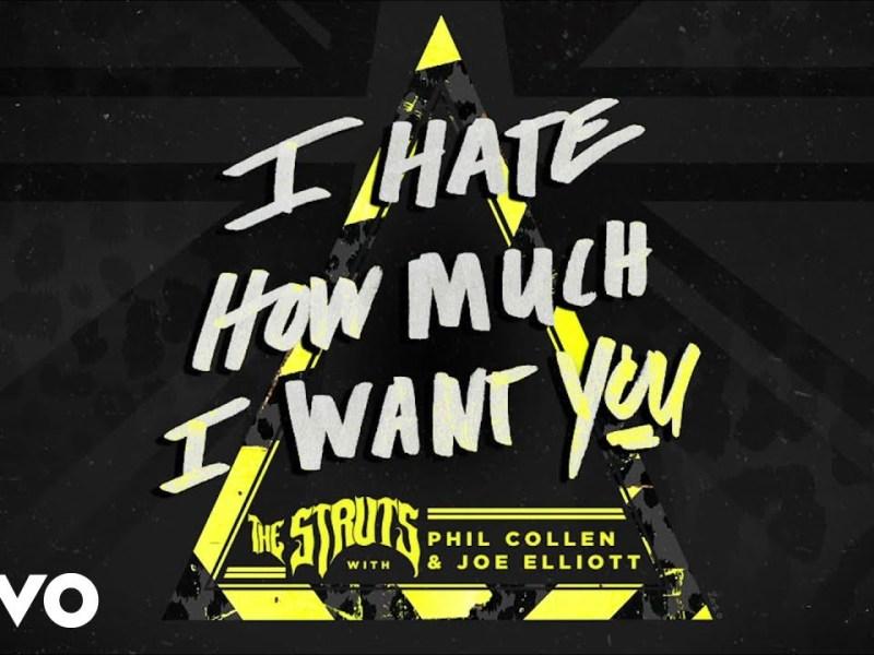 The Struts - I Hate How Much I Want You Lyrics