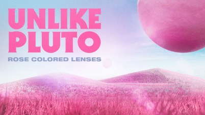 Unlike Pluto - Rose Colored Lenses Lyrics