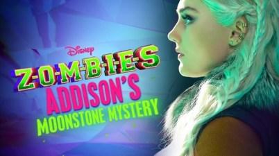 Zombies Addison's Moonstone Mystery Digital EP (Soundtrack Lyrics)