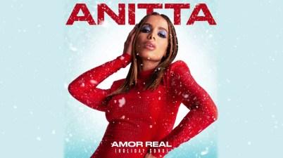 Anitta - Amor Real Lyrics