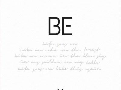 BTS - Blue & Grey Lyrics
