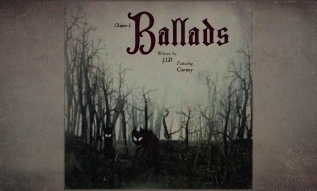 JID - Ballads feat. Conway Lyrics