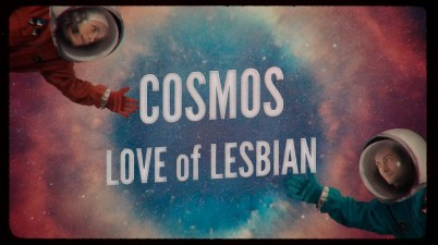 Love of Lesbian - Cosmos (Antisistema Solar) Lyrics