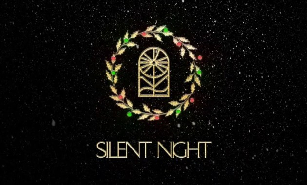 NEEDTOBREATHE - Silent Night Lyrics
