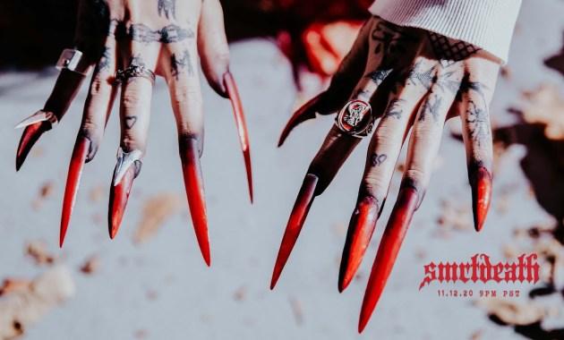 Smrtdeath - Don't Love Me Lyrics