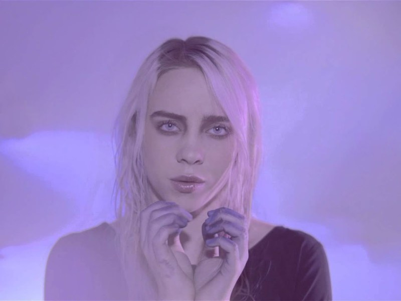 Billie Eilish - ocean eyes Lyrics