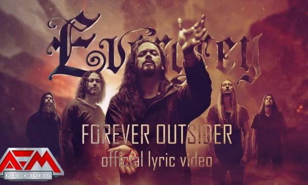 EVERGREY - Forever Outsider Lyrics