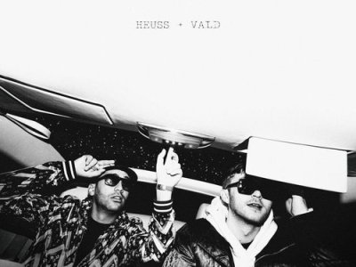 Heuss L'enfoiré + Vald - Horizon vertical Lyrics