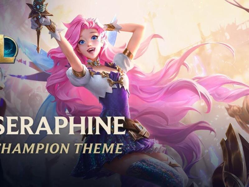 League of Legends - Seraphine, The Starry-Eyed Songstress Lyrics