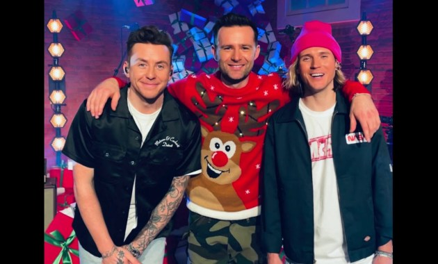 McFly - Merry Christmas Everyone Lyrics