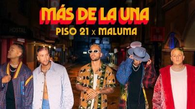 Piso 21 - Más De La Una Lyrics