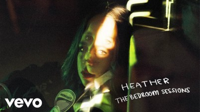 Tate McRae - Heather Lyrics