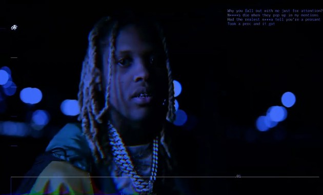 Lil Durk - Finesse Out The Gang Way Lyrics