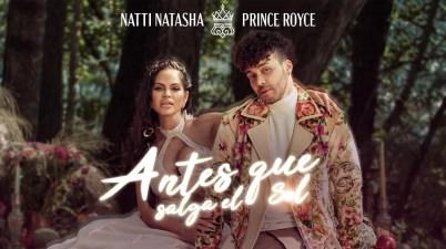 Natti Natasha - ANTES QUE SALGA EL SOL Lyrics