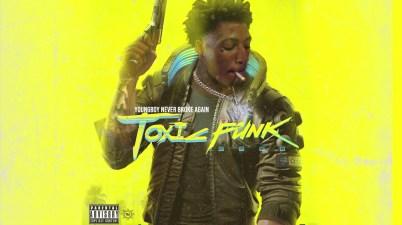 NBA YoungBoy - Toxic Punk Lyrics