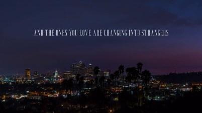 Ron Pope - Strangers Lyrics