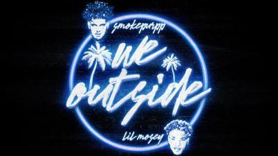 Smokepurpp & Lil Mosey - We Outside Lyrics