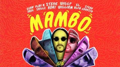 Steve Aoki - MAMBO Lyrics