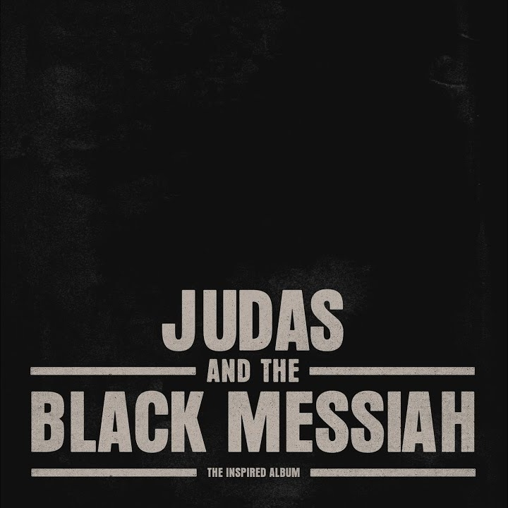 Various Artists - Judas and the Black Messiah The Inspired Album 2021
