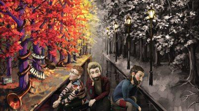 AJR - Christmas In June Lyrics