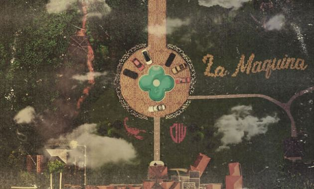 Conway The Machine - La Maquina Album Lyrics