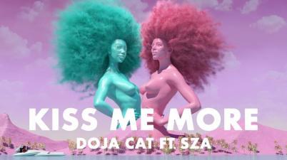 Doja Cat - Kiss Me More Lyrics