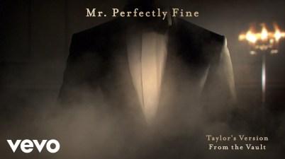Taylor Swift - Mr. Perfectly Fine Lyrics