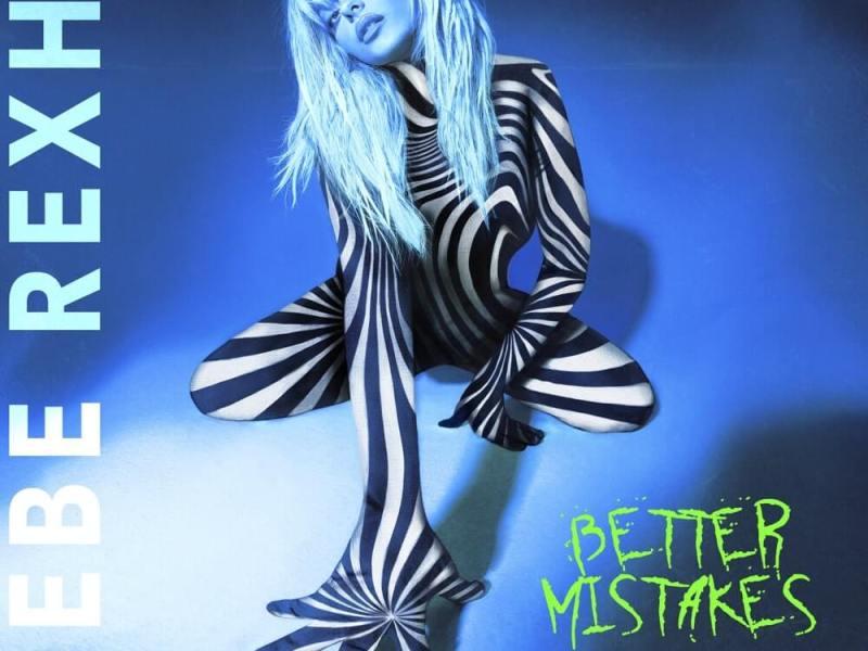 Bebe Rexha - Better Mistakes Album Lyrics