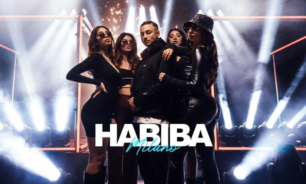 Milano - HABIBA Lyrics