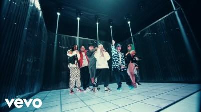 J Balvin, Karol G, Nicky Jam, Feat. Crissin, Totoy El Frio, Natan & Shander - Poblado Remix Lyrics