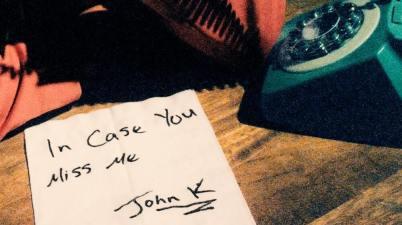 John K - fomo Lyrics