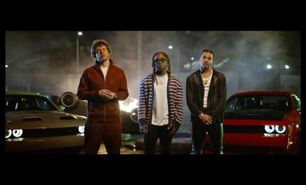 Ty Dolla $ign, Jack Harlow & 24kGoldn - I Won Lyrics