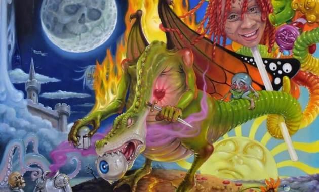 Trippie Redd - Holy Smokes Lyrics