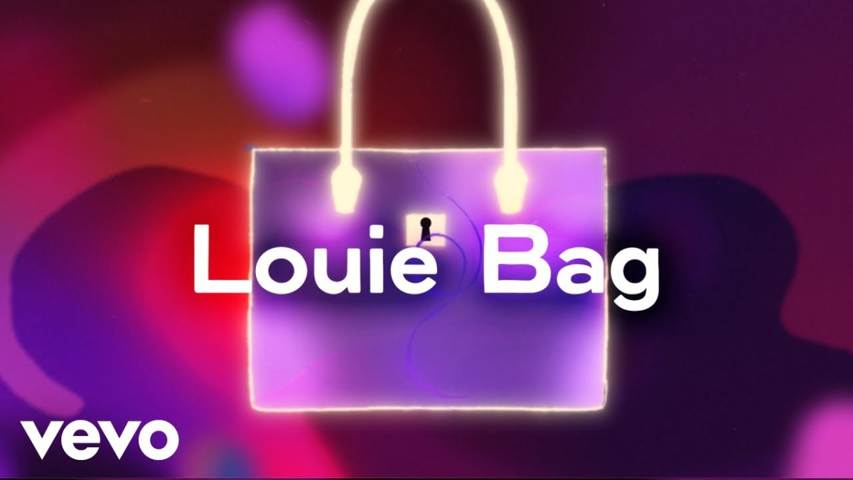YEBBA - Louie Bag Lyrics