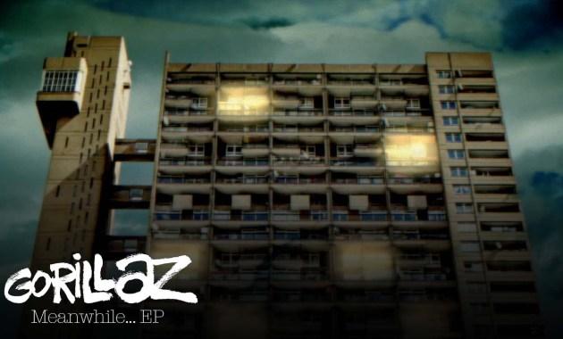 Gorillaz ft. Jelani, Barringtone - Meanwhile Lyrics