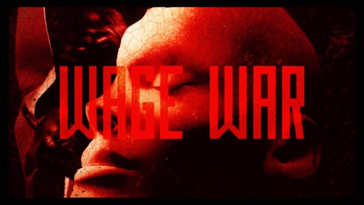 Wage War - Circle the Drain Lyrics